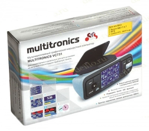 Бортовой компьютер Multitronics VC731