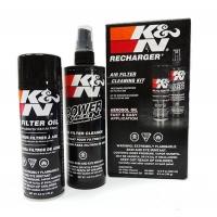 Пропитка и промывка фильтров K&N