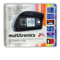 Бортовой компьютер Multitronics TC 740